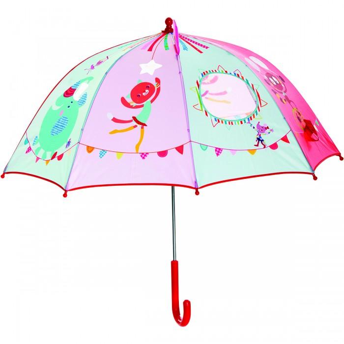 Детские зонтики Lilliputiens Цирк Шапито, Детские зонтики - артикул:170456