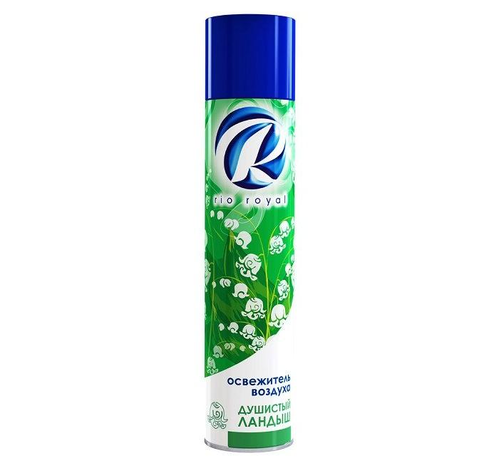Бытовая химия Chirton Освежитель воздуха Rio Душистый ландыш 300 мл освежитель воздуха антитабак chirton 300 мл