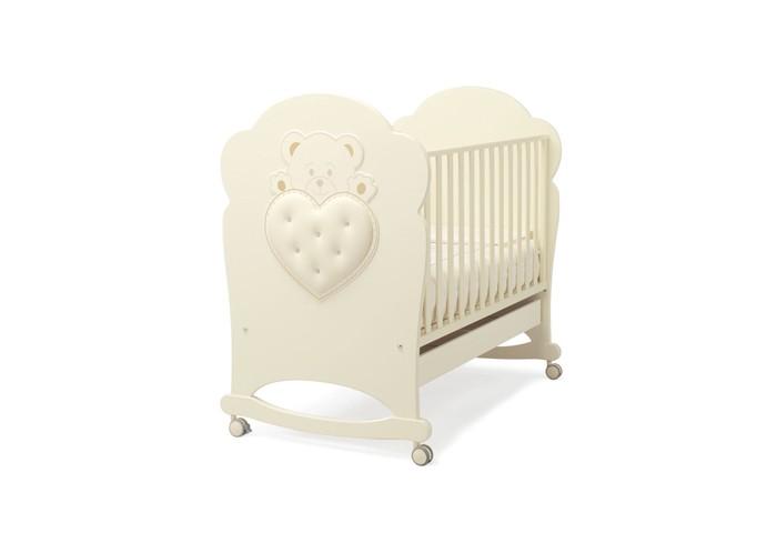 Купить Детская кроватка Erbesi Elite в интернет магазине. Цены, фото, описания, характеристики, отзывы, обзоры