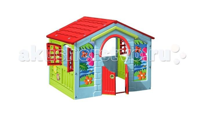 Palplay (Marian Plast) Игровой домик деревенский