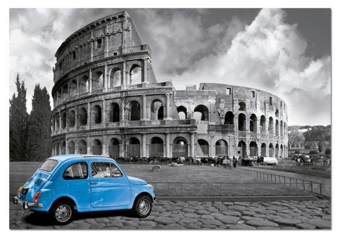 Пазлы Educa Пазл Римский Колизей 1000 элементов пазлы educa пазл сад земных удовольствий 9000 элементов