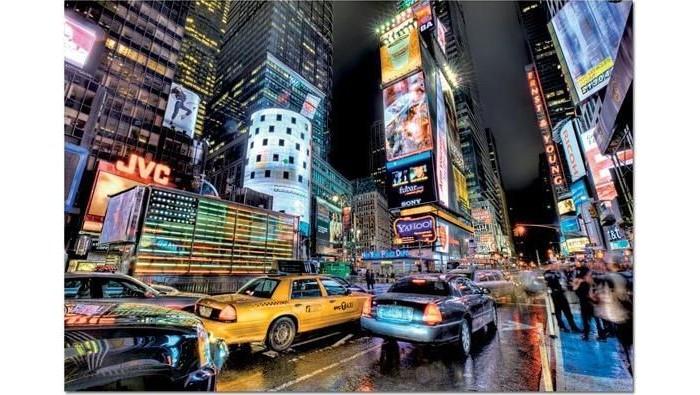 Пазлы Educa Пазл Таймс Сквер Нью-Йорк 1000 элементов пазлы educa пазл нью йорк коллаж 1000 элементов