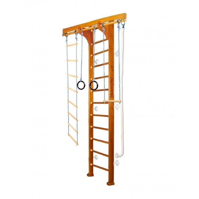 все цены на  Шведские стенки Kampfer Домашний спортивный комплекс Wooden Ladder Wall  онлайн