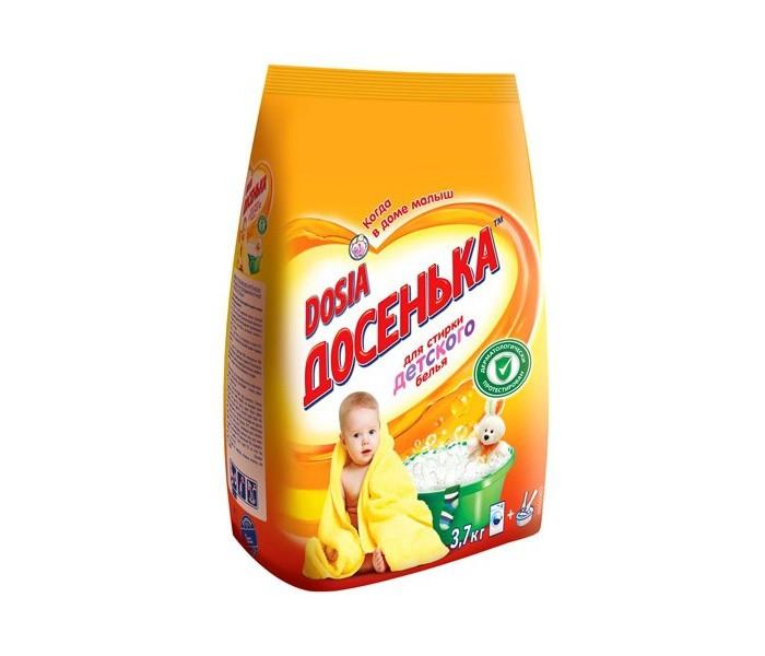 Dosia Стиральный порошок Досенька Детский для ручной и машинной стирки 3,7 кг