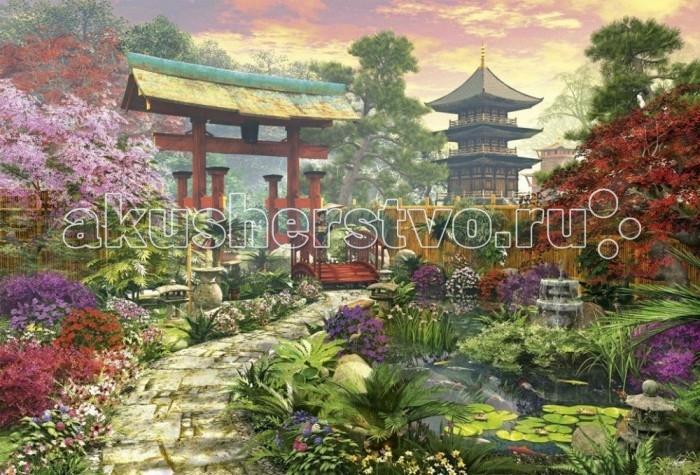 Educa Пазл Японский сад 3000 элементов