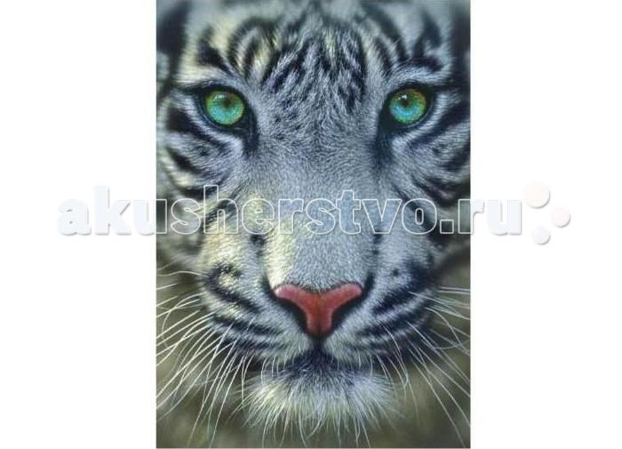 Пазлы Educa Пазл Белый тигр 500 элементов издательство хатбер пресс пазл 500 элементов лошадь в цветах