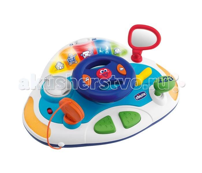 Электронные игрушки Chicco Электронная игрушка Говорящий водитель, Электронные игрушки - артикул:17367