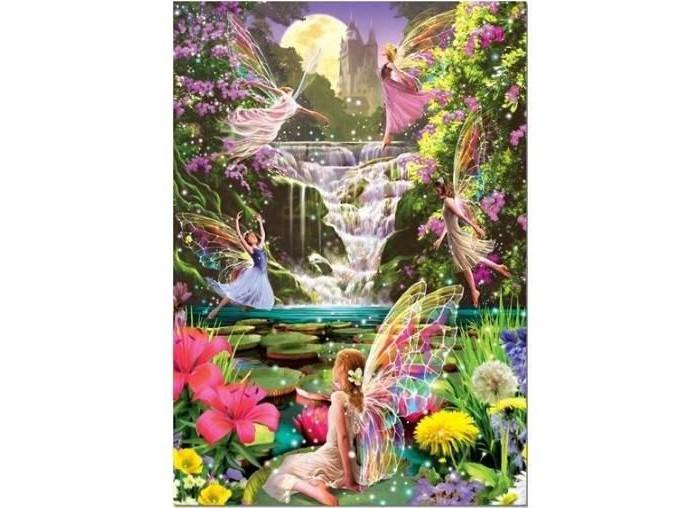 Пазлы Educa Пазл Сказочный водопад 500 элементов пазлы educa пазл эйфелева башня париж 500 элементов