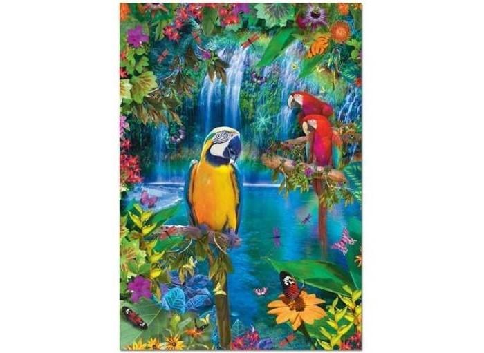Пазлы Educa Пазл Тропические птицы 500 элементов пазлы educa пазл эйфелева башня париж 500 элементов