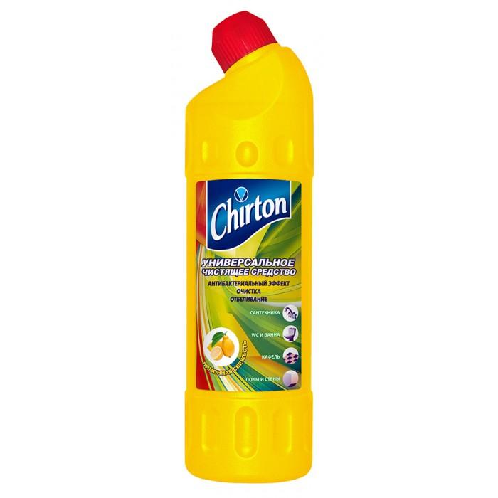 Бытовая химия Chirton Универсальное чистящее средство Лимонная Свежесть средство чистящее domestos свежесть атлантики универс 24час