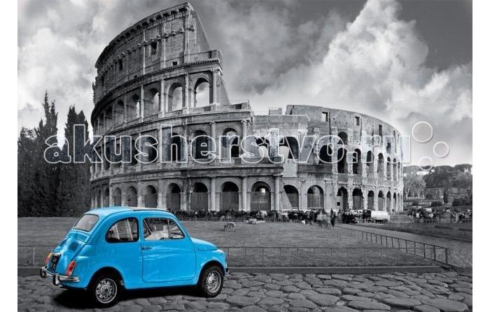 Пазлы Educa Пазл Колизей Рим 1000 элементов мини пазлы educa пазл леди в голубом кетто 1000 элементов