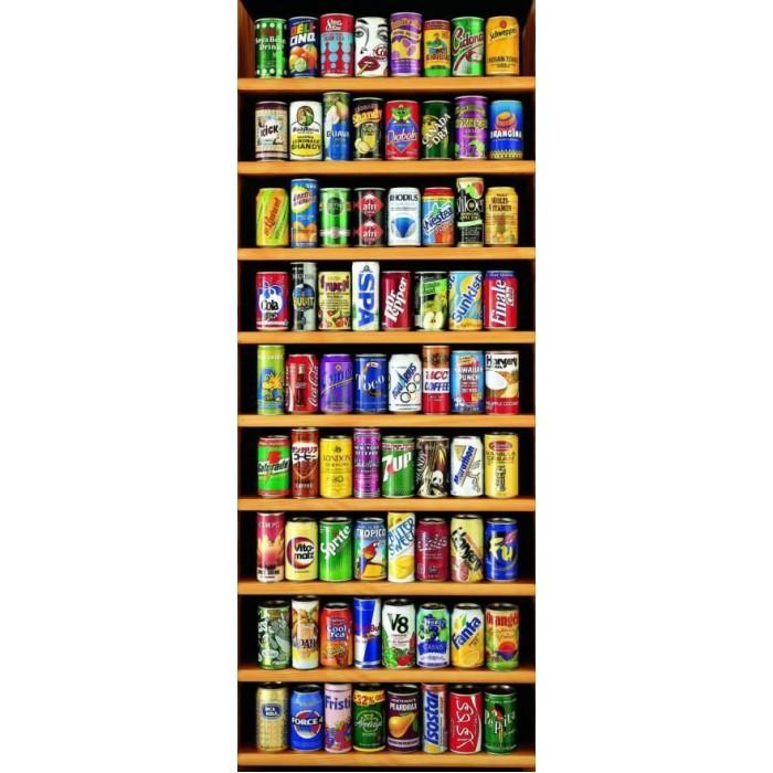Пазлы Educa Пазл Коллекция банок панорама 2000 элементов educa пазл пекарня