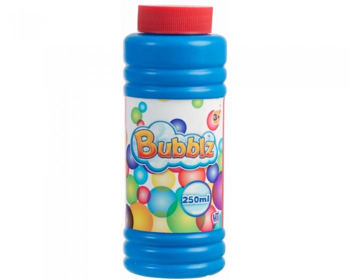Мыльные пузыри HTI Bubblz Набор для пускания мыльных пузырей 250 мл мыльные пузыри hti фабрика для пускания мыльных пузырей
