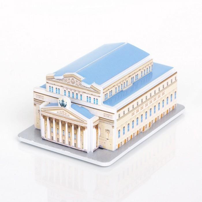 Пазлы IQ 3D пазл Большой театр пазлы iq 3d пазл смольный монастырь