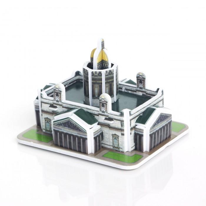 Пазлы IQ Puzzle 3D пазл Исаакиевский собор пазл iq 3d puzzle из пенокартона исаакиевский собор