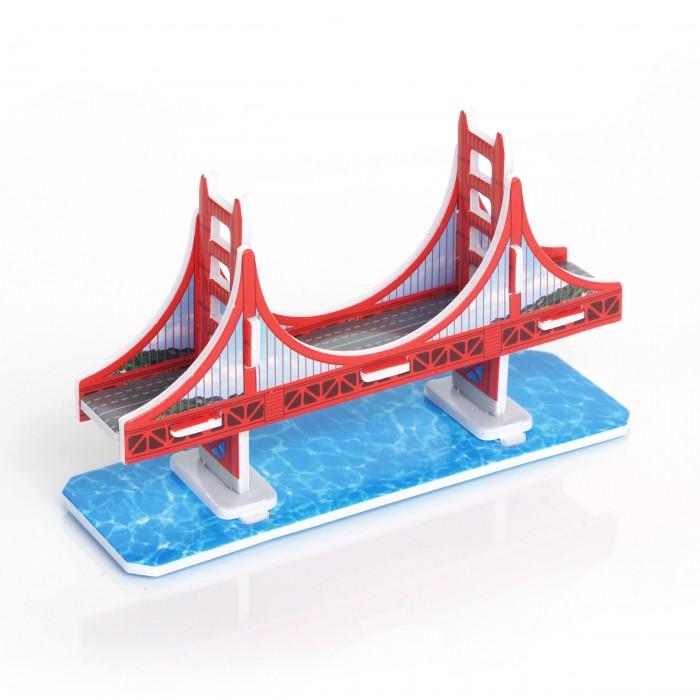 Пазлы IQ 3D пазл Мост Золотые Ворота пазлы iq 3d пазл пизанская башня