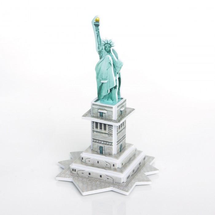 Пазлы IQ Puzzle 3D пазл Статуя Свободы пазл iq 3d puzzle из пенокартона исаакиевский собор