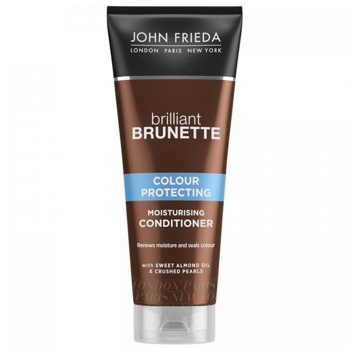 John Frieda Brilliant Brunette Кондиционер увлажняющий для темных волос Colour Protecting 250 мл от John Frieda