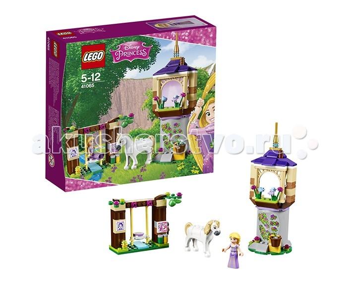 Конструктор Lego Disney Princesses 41065 Лего Принцессы Дисней Лучший день РапунцельDisney Princesses 41065 Лего Принцессы Дисней Лучший день РапунцельLego Disney Princesses 41065 Лего Принцессы Дисней Лучший день Рапунцель 145 деталей  Замечательный конструктор для девочек, которые любят Диснеевские сказки, а особенно мультфильм Рапунцель: Запутанная история, включающий 145 деталей, фигурку коня Максимуса и минифигурку принцессы.  Основные функции и элементы: Подвижные качели Кисточки для рисования и холст Яблоко для Максимуса Волшебный цветок и тиара Кухня с кухонной утварью.  Количество деталей : 145 Рекомендуемый возраст: 5-12 лет<br>