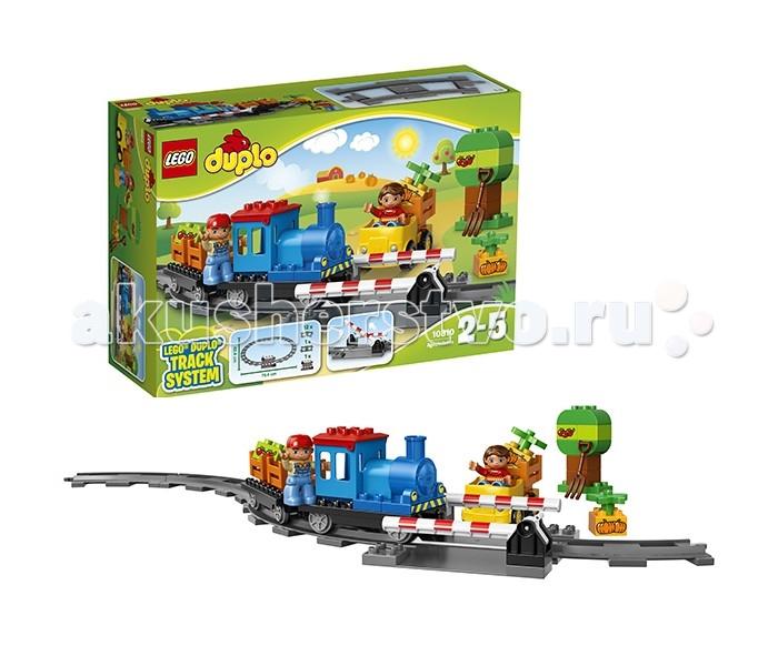 Lego Lego Duplo 10810 Лего Дупло Локомотив