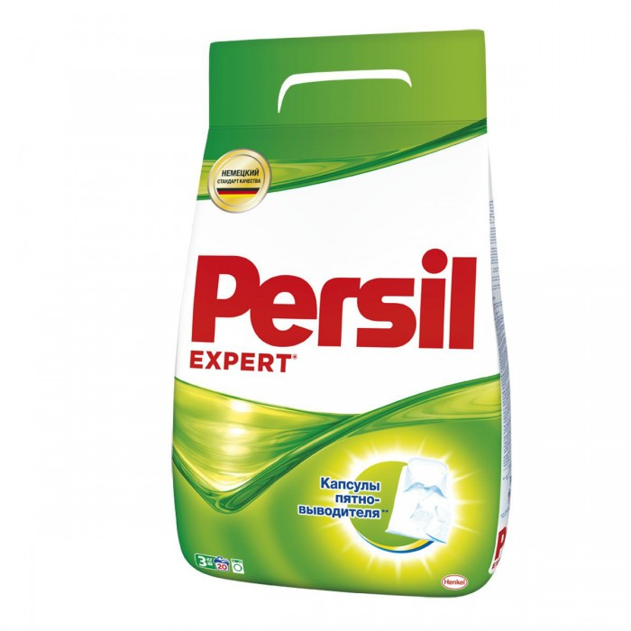 Бытовая химия Persil Стиральный порошок Expert 3 кг стиральный порошок persil cold zyme морозная арктика 3 кг