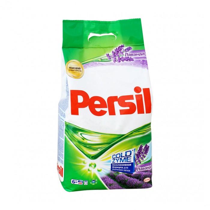 Бытовая химия Persil Стиральный порошок Лаванда 6 кг