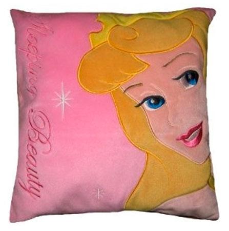 Подушки для малыша Disney Подушка Спящая красавица квадратная 35 см сувенир закладка спящая красавица набор 7 штук