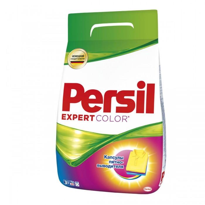 Фото Бытовая химия Persil Стиральный порошок Expert Color 3 кг