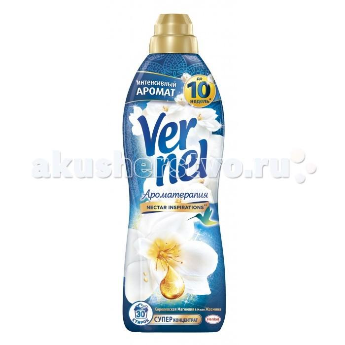 Бытовая химия Vernel Кондиционер для белья Душевное равновесие Концентрат 910 мл  vernel кондиционер для белья sensitive алоэ вера и миндальное молочко концентрат 910 мл