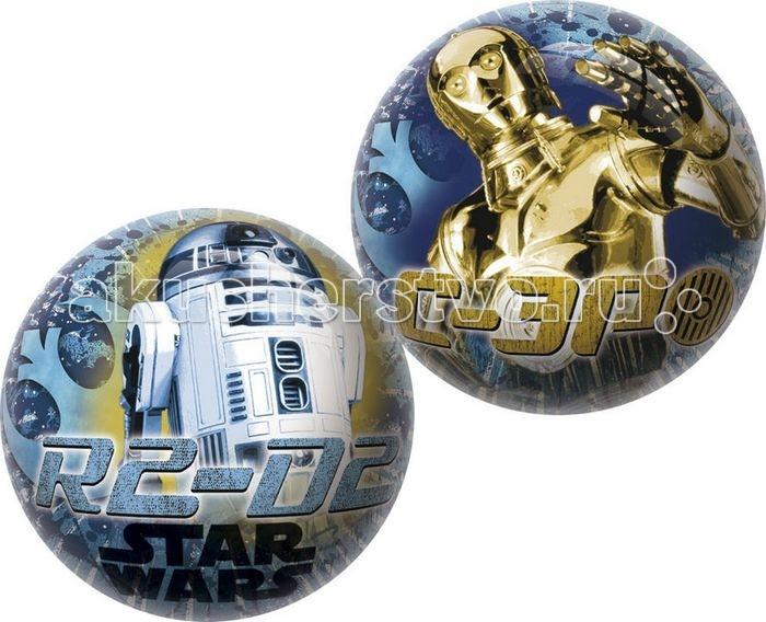 Мячики и прыгуны Unice Мяч Звездные войны 23 см unice звездные войны
