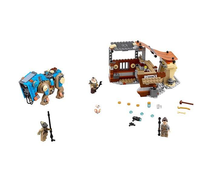 Конструктор Lego Star Wars 75148 Лего Звездные Войны Столкновение на Джакку
