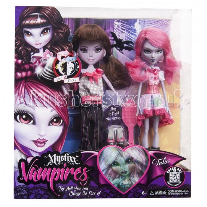 Куклы и одежда для кукол Mystixx Кукла Vampires Талин с одеждой