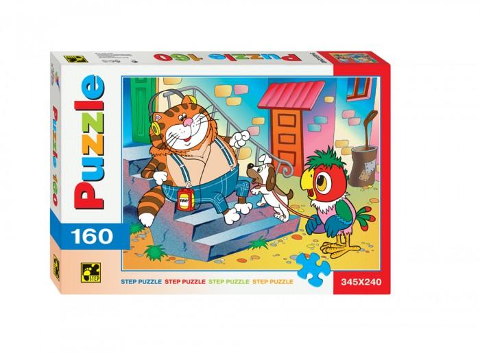 Пазлы Step Puzzle Пазлы Попугай Кеша 160 элементов пазлы step puzzle 73058 дружная семейка