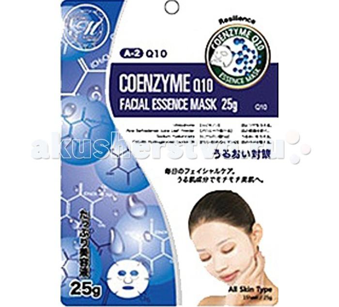 Косметика для мамы Mitomo Маска для лица Natural 512 с Коэнзимом Q10, антивозрастная 25 г комплектующие и запчасти для ноутбуков sony tablet z2 sgp511 512 541 z1