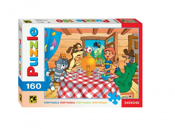 Пазлы Step Puzzle Пазлы Простоквашино 160 элементов пазлы step puzzle 73058 дружная семейка