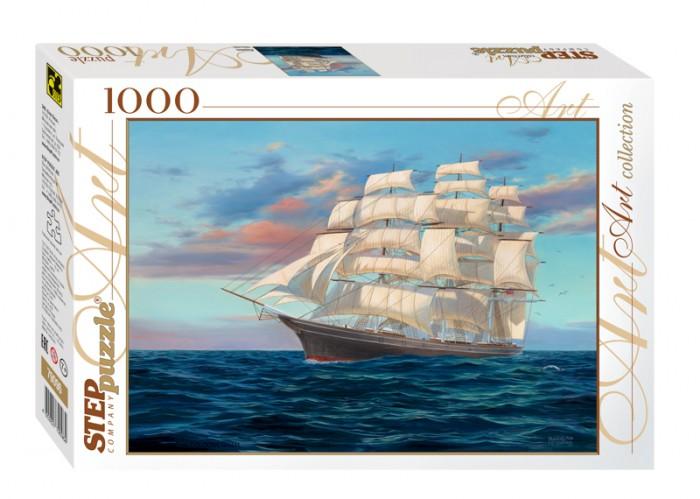 Пазлы Step Puzzle Пазл Корабль 1000 элементов пазлы step puzzle пазл богатыри 1000 элементов
