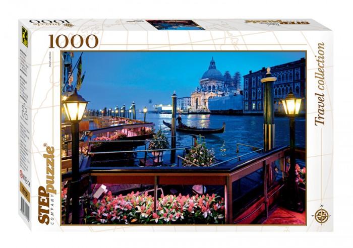 Пазлы Step Puzzle Пазл Италия Венеция 1000 элементов puzzle 1000 каскад водопадов кб1000 6910