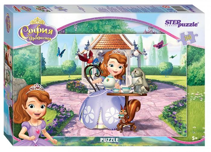 Пазлы Step Puzzle Пазл Принцесса София 260 элементов