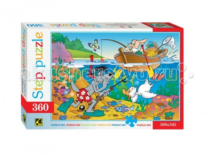 Пазлы Step Puzzle Пазл Ну, Погоди! 360 элементов пазл 360 элементов step puzzle