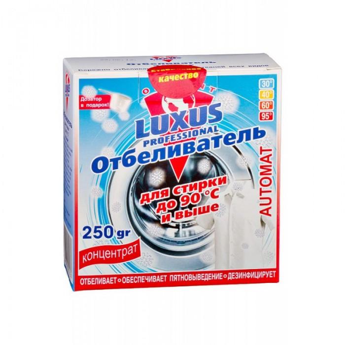 Купить Luxus Отбеливатель для стирки до 90°С Professional 250 г в интернет магазине. Цены, фото, описания, характеристики, отзывы, обзоры
