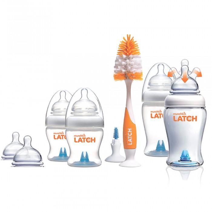 Наборы для кормления Munchkin Latch Набор бутылочек для кормления, Наборы для кормления - артикул:178200