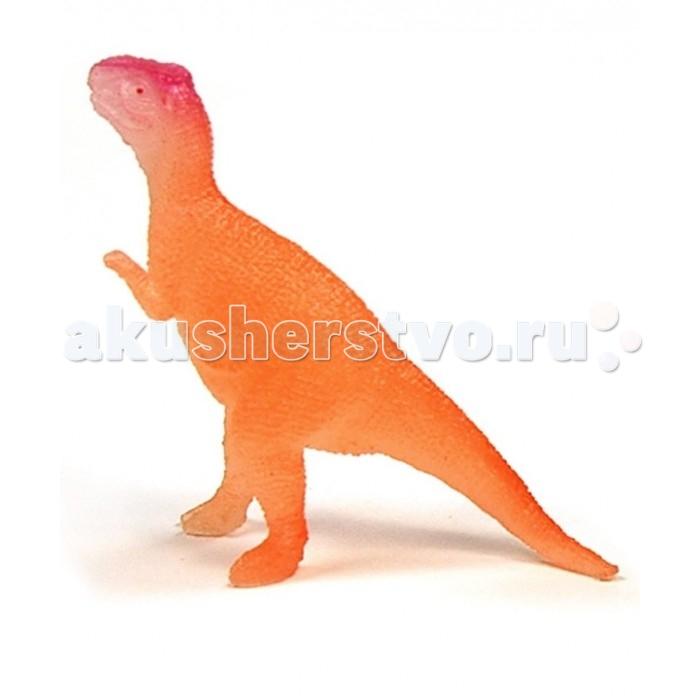 Игровые наборы Geoworld Мини-набор палеонтолога Тираннозавр Рекс 6.5 см (светится в темноте) игровые наборы esschert design набор игровой kg118