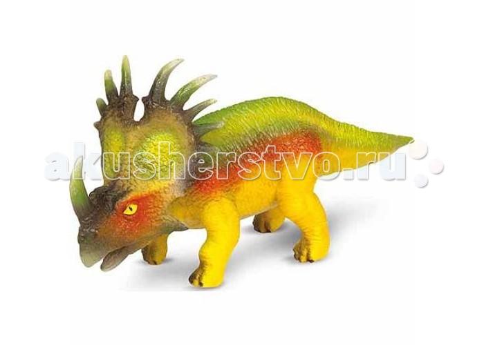 Игровые фигурки Geoworld Фигурка динозавра Jurassic Hunters - Стиракозавр пазл 4d tricerators серия юрский период geoworld