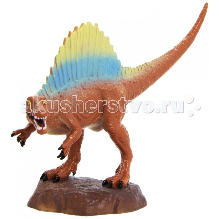 Игровые фигурки Geoworld Фигурка динозавра Jurassic Hunters - Спинозавр конструкторы geoworld сборная модель динозавра в яйце jurassic eggs стигимолох n14 деталей