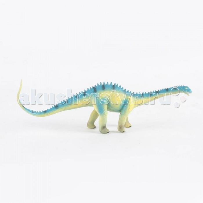 Игровые фигурки Geoworld Фигурка динозавра Jurassic Hunters - Диплодок конструкторы geoworld яйца динозавра юрский период спинозавр