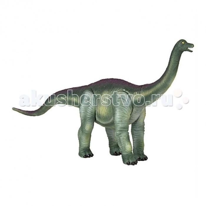 Игровые фигурки Geoworld Фигурка Jurassic Action Динозавр - Апатозавр пазл 4d tricerators серия юрский период geoworld