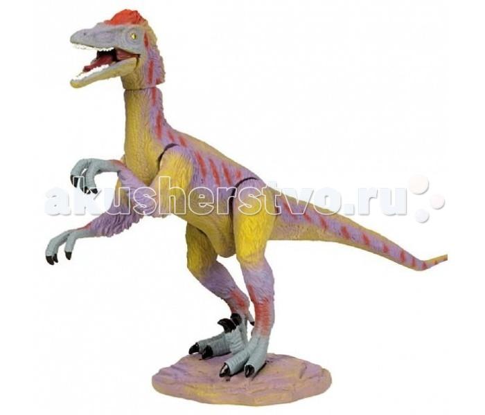 Geoworld Фигурка Jurassic Action Динозавр - Велоцираптор