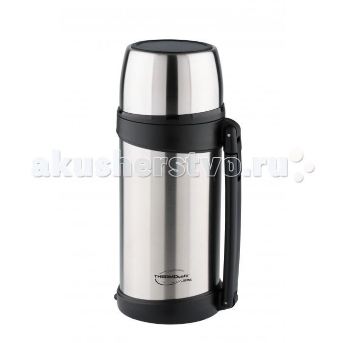Аксессуары для кормления , Термосы Thermos ThermoCafe XTGH9-100 SBK 1000 мл арт: 179236 -  Термосы