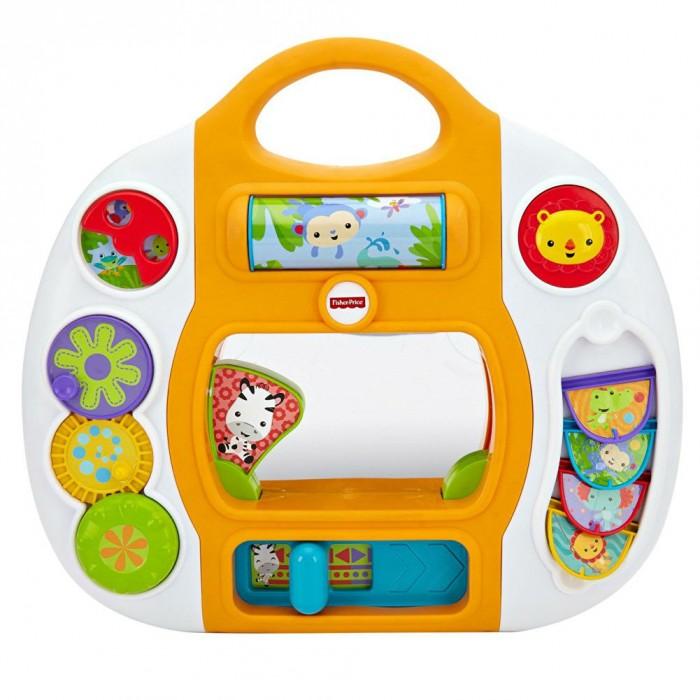 Развивающие игрушки Fisher Price Mattel Игровая панель Друзья из тропического леса mattel игрушки веселые друзья со звуком fisher price в ассортименте