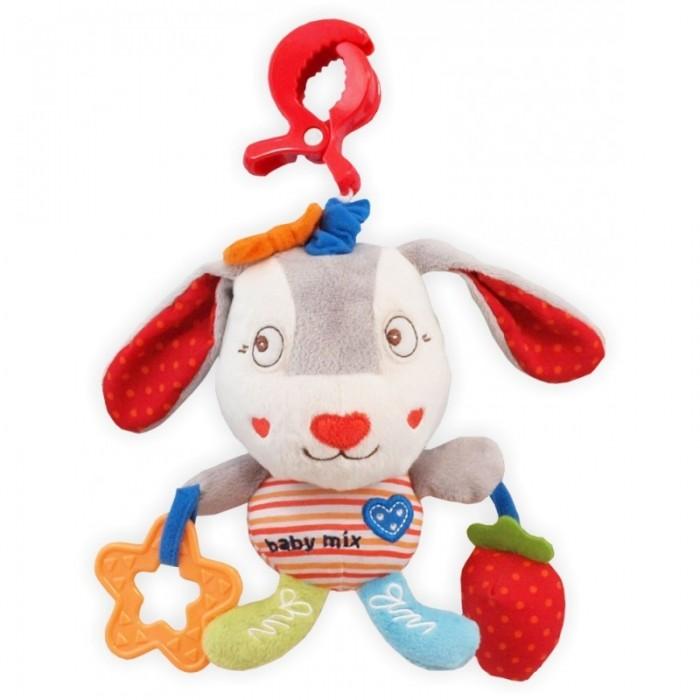 Подвесные игрушки Baby Mix Собачка с клубникой подвесные игрушки baby mix собачка с клубникой